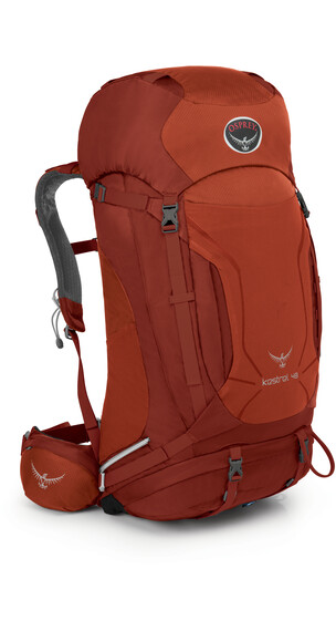 Osprey M's Kestrel 48 Backpack Dragon Red